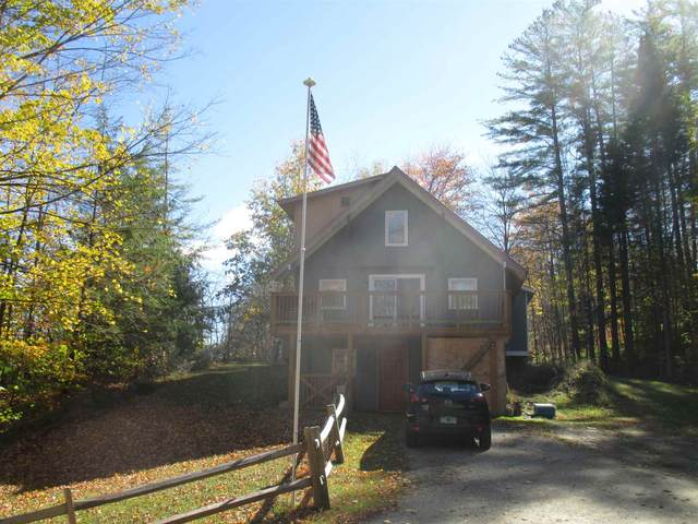 2826 Route 11 Route, Londonderry, VT 05148 (MLS #4836328) :: Lajoie Home Team at Keller Williams Gateway Realty