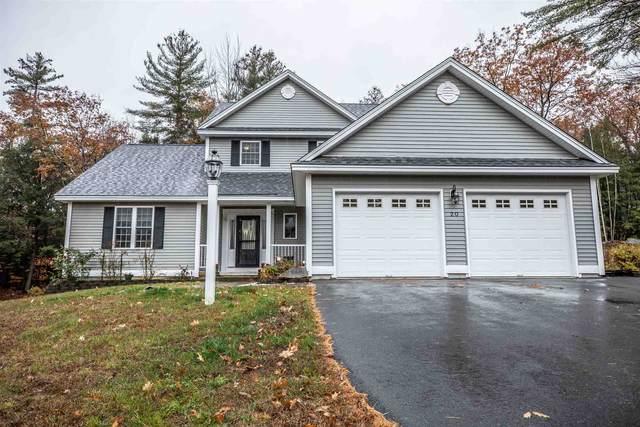 20 Overlook Drive, Dunbarton, NH 03046 (MLS #4836354) :: Lajoie Home Team at Keller Williams Gateway Realty