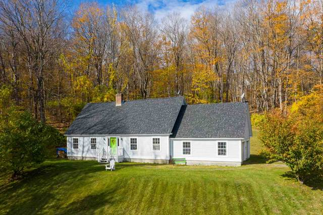 251 Stoney Fields Road, Manchester, VT 05255 (MLS #4836384) :: Lajoie Home Team at Keller Williams Gateway Realty