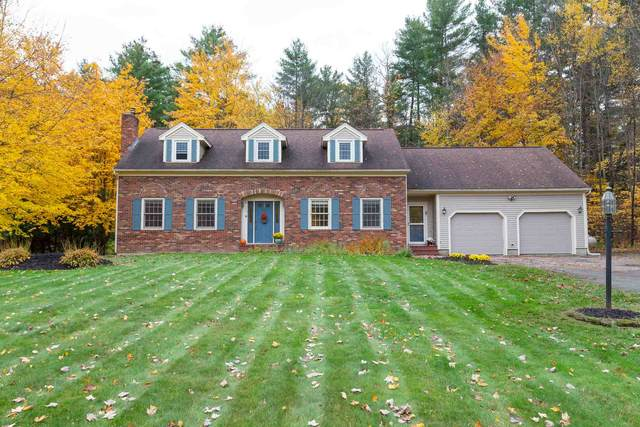 156 Chimney Hill Drive, Colchester, VT 05446 (MLS #4836763) :: Lajoie Home Team at Keller Williams Gateway Realty