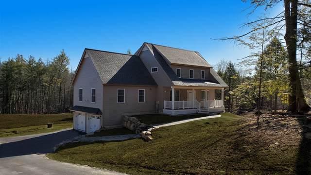 60 Ward Way, Danville, NH 03819 (MLS #4836772) :: Lajoie Home Team at Keller Williams Gateway Realty