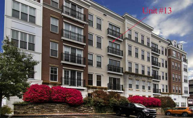 77 Hanover Street #13, Portsmouth, NH 03801 (MLS #4836775) :: Jim Knowlton Home Team