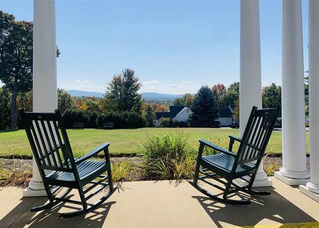 14 Overlook Drive, Wolfeboro, NH 03894 (MLS #4837088) :: Signature Properties of Vermont