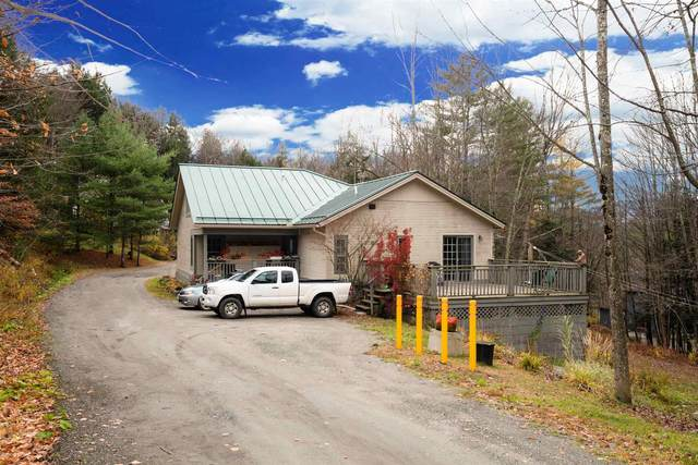 150 Mansfield View Road, Stowe, VT 05672 (MLS #4837130) :: The Gardner Group