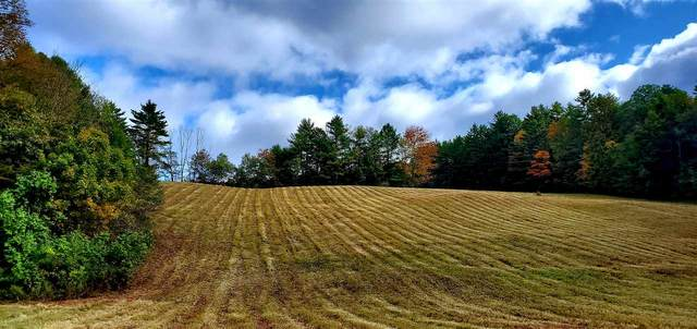 714-B Beaver Meadow Road, Norwich, VT 05055 (MLS #4837138) :: Hergenrother Realty Group Vermont