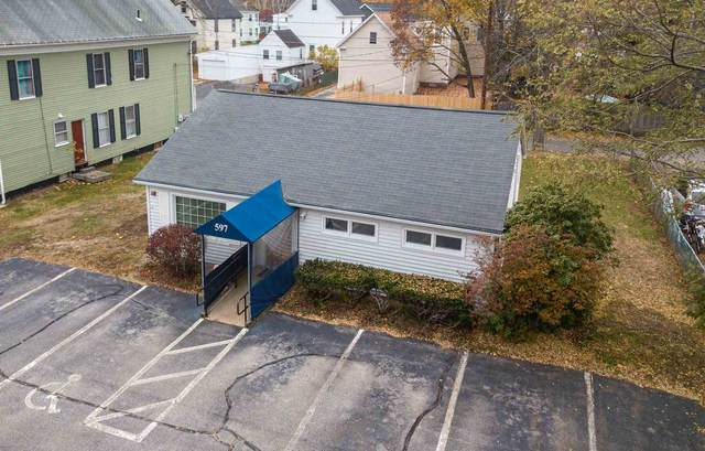 597 Columbus Avenue, Rochester, NH 03867 (MLS #4837162) :: Signature Properties of Vermont