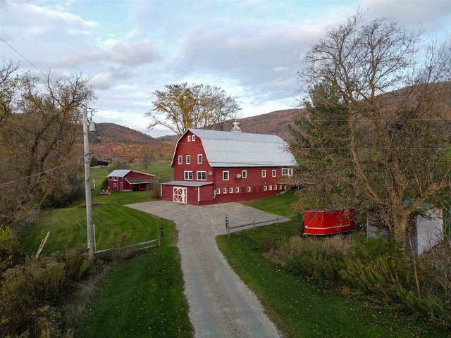 83 Depot Street Extension, Mount Tabor, VT 05739 (MLS #4837213) :: The Gardner Group