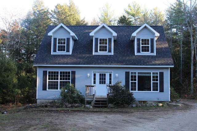42 Beech River Circle, Ossipee, NH 03814 (MLS #4837374) :: Signature Properties of Vermont
