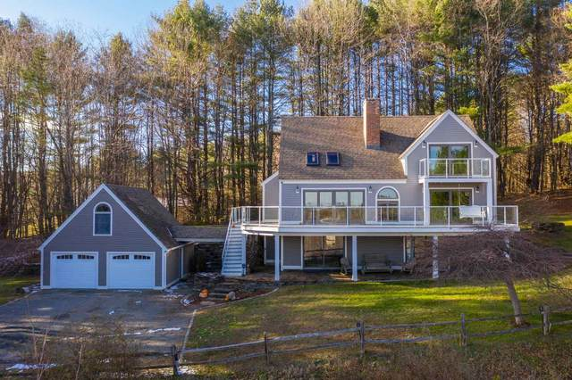 326 Hall Circle, Woodstock, VT 05091 (MLS #4837802) :: Hergenrother Realty Group Vermont