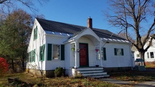 20 Whitcomb Street, Springfield, VT 05156 (MLS #4837950) :: Keller Williams Coastal Realty