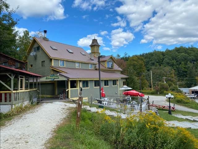 64 Pond Street, Ludlow, VT 05149 (MLS #4837979) :: Signature Properties of Vermont