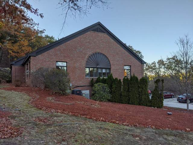 3 Overlook Drive Building C Unit, Amherst, NH 03031 (MLS #4838156) :: Team Tringali