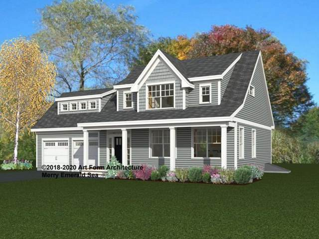 Lot 16 Garrison Cove #16, Dover, NH 03820 (MLS #4838332) :: Signature Properties of Vermont