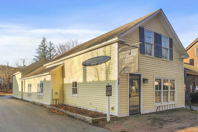 24 West Main Street, Wilmington, VT 05363 (MLS #4838420) :: Signature Properties of Vermont