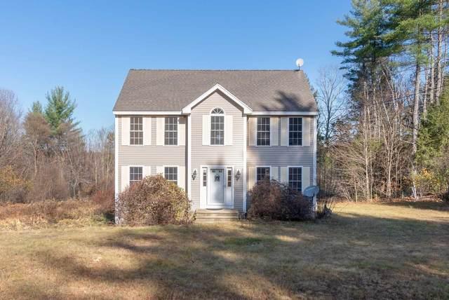 56 Wethersfield Drive, Northfield, NH 03276 (MLS #4838439) :: Signature Properties of Vermont