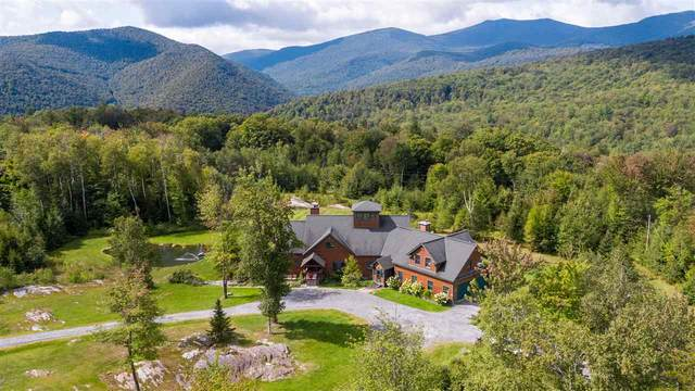 7 Laber Road, Bridgewater, VT 05035 (MLS #4839222) :: Hergenrother Realty Group Vermont