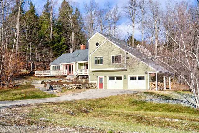172 High Meadow Road, Winhall, VT 05340 (MLS #4839498) :: Signature Properties of Vermont