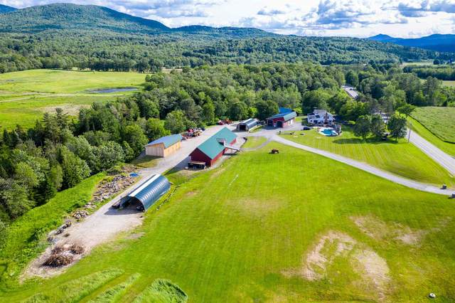 5247 Laporte Road, Morristown, VT 05661 (MLS #4839551) :: The Gardner Group