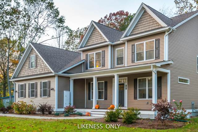 34 Black Walnut Lane #12, Jericho, VT 05465 (MLS #4839574) :: The Gardner Group