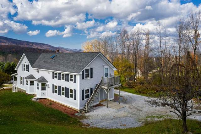 824 East Tinmouth Road, Clarendon, VT 05777 (MLS #4839655) :: Keller Williams Coastal Realty