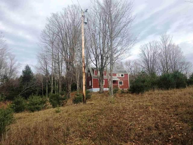 478 Justin Morrill Highway, Strafford, VT 05072 (MLS #4839788) :: Keller Williams Coastal Realty