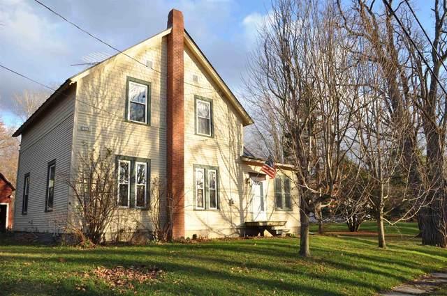 1896 Quaker Village Road, Weybridge, VT 05753 (MLS #4839802) :: The Gardner Group