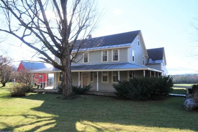 1366 Hunt Road, New Haven, VT 05472 (MLS #4839828) :: The Gardner Group