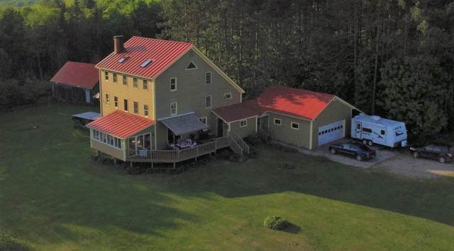 1123 Coits Pond Road, Cabot, VT 05647 (MLS #4839908) :: The Gardner Group