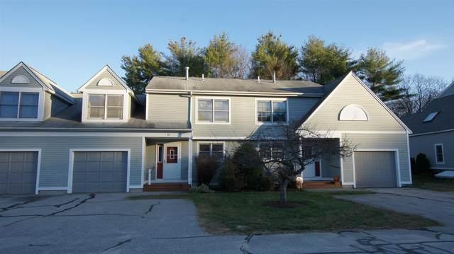 19 Long Hill Road #19, Peterborough, NH 03458 (MLS #4839927) :: Signature Properties of Vermont