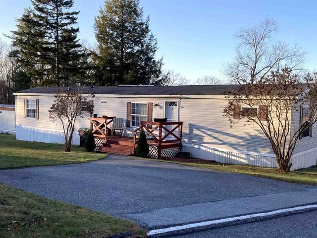 321 Gore Road, Bennington, VT 05201 (MLS #4839993) :: The Gardner Group