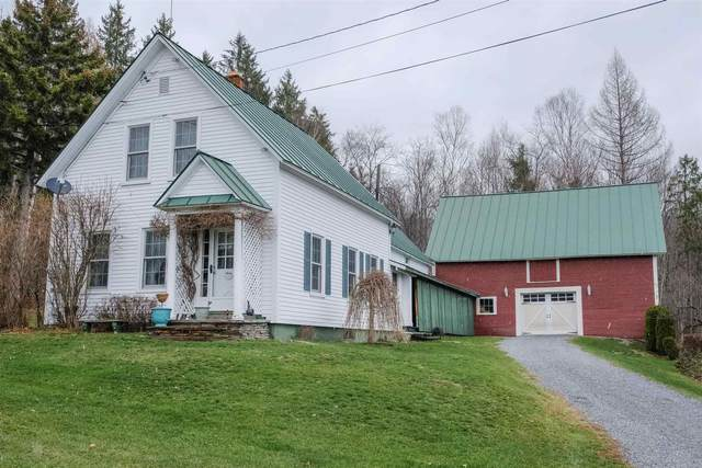 2102 Maple Hill Road, Rochester, VT 05767 (MLS #4840025) :: The Hammond Team
