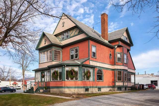 185 North Street, Bennington, VT 05201 (MLS #4840117) :: The Gardner Group