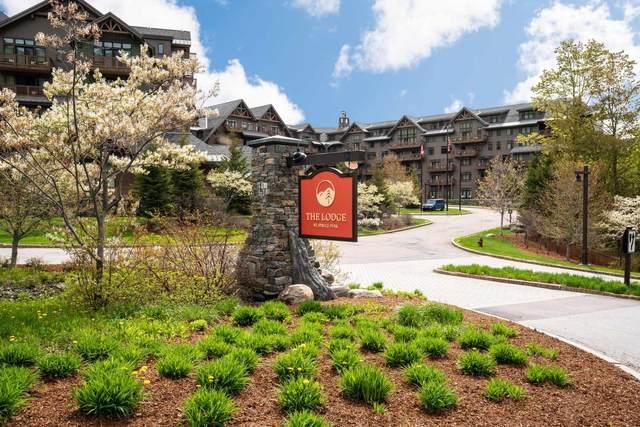 7412 Mountain Road #215, Stowe, VT 05672 (MLS #4840232) :: The Gardner Group