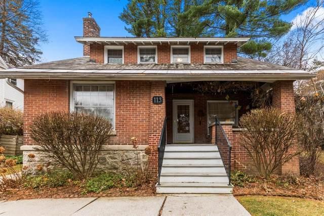 113 Imperial Avenue, Bennington, VT 05201 (MLS #4840254) :: The Gardner Group