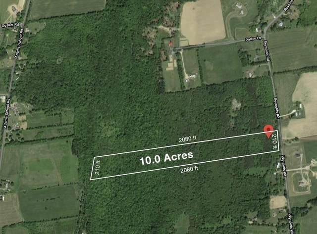 33 Reynolds Road, Grand Isle, VT 05458 (MLS #4840274) :: The Gardner Group