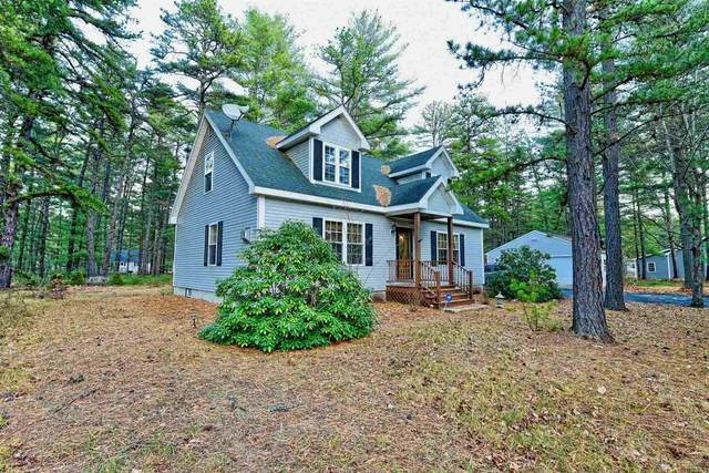 6 O'hare Drive, Ossipee, NH 03890 (MLS #4840347) :: The Hammond Team