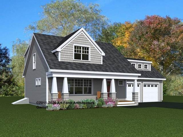 Unit 5 Silvergrass Place #5, Hampton, NH 03842 (MLS #4840349) :: Keller Williams Coastal Realty