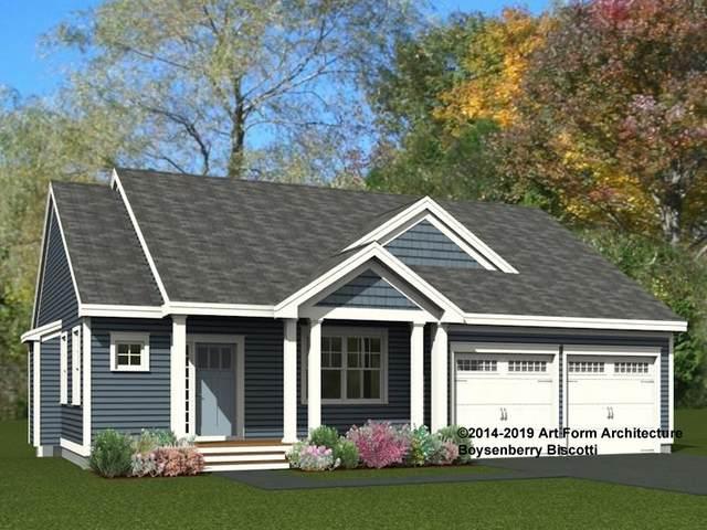 Unit 4 Silvergrass Place #4, Hampton, NH 03842 (MLS #4840352) :: Keller Williams Coastal Realty