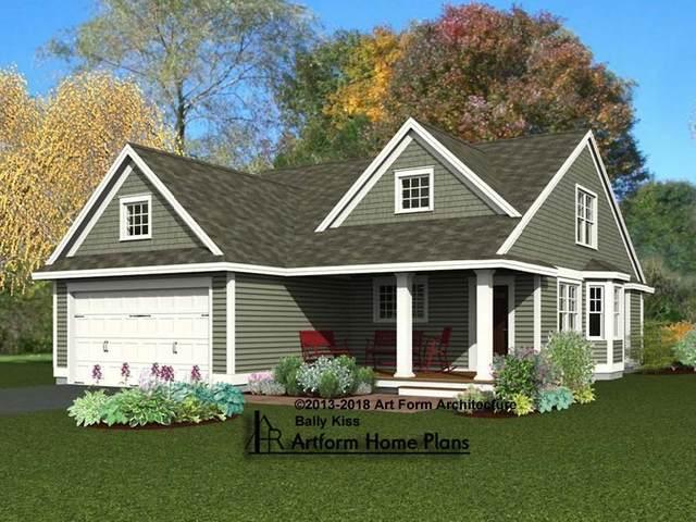 Unit 9 Silvergrass Place #9, Hampton, NH 03842 (MLS #4840353) :: Keller Williams Coastal Realty