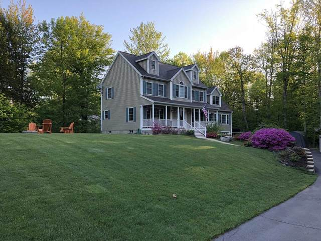 1 Deerhaven Drive, Exeter, NH 03833 (MLS #4840476) :: Keller Williams Realty Metropolitan