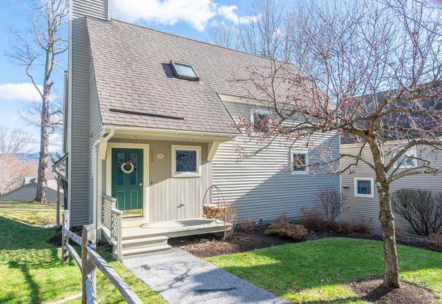213 Eagle Rise Road #20, Manchester, VT 05255 (MLS #4840479) :: Signature Properties of Vermont