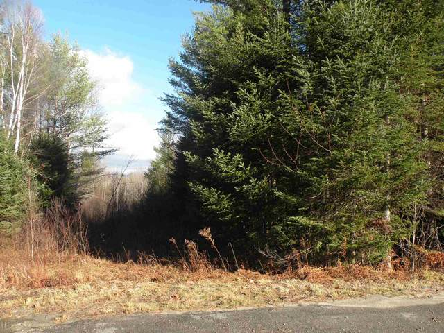 8 Sunrise Drive, Whitefield, NH 03598 (MLS #4840544) :: Signature Properties of Vermont