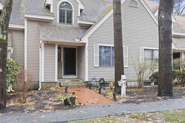 380 Ocean Road #3, Portsmouth, NH 03801 (MLS #4840566) :: Lajoie Home Team at Keller Williams Gateway Realty