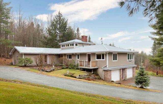 334 Lang Farm Road, Stowe, VT 05672 (MLS #4840586) :: The Gardner Group