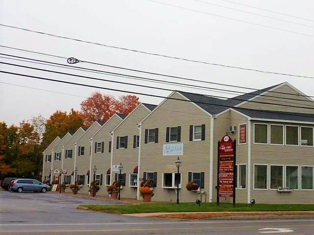 861 Lafayette Road Unit 5, Hampton, NH 03842 (MLS #4840674) :: Signature Properties of Vermont