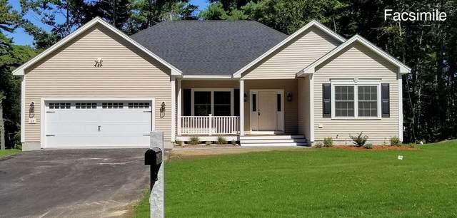 Lot 50 Hickorywood Circle #50, Meredith, NH 03253 (MLS #4840770) :: Signature Properties of Vermont