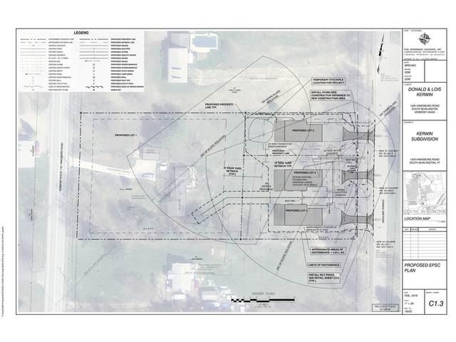 Lot #3 Highland Terrace #3, South Burlington, VT 05403 (MLS #4840856) :: The Gardner Group