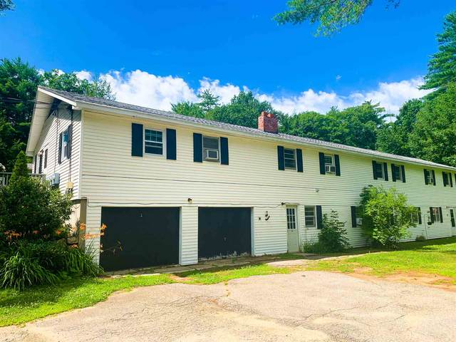 108 Cherry Valley Road #4, Gilford, NH 03249 (MLS #4840957) :: Signature Properties of Vermont