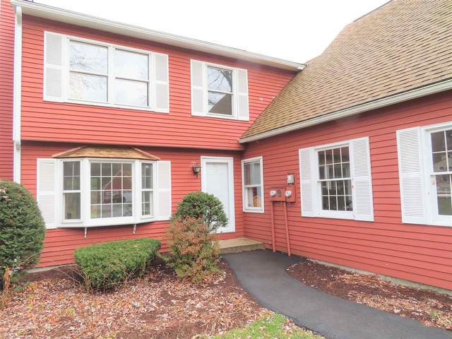 110 Arch Street #44, Keene, NH 03431 (MLS #4841044) :: Signature Properties of Vermont