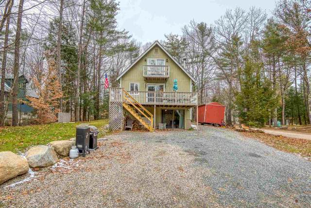 42 Glen Forest Drive, Moultonborough, NH 03254 (MLS #4841299) :: Signature Properties of Vermont